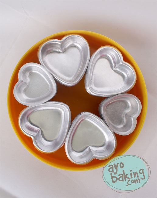 Valentine Mould Type D - Ayobaking products