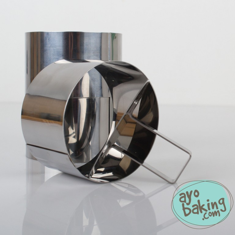 Round Ring with Ejector - Ayobaking products