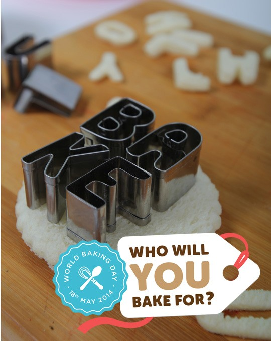 World Baking Day! You are all invited - Ayobaking blog