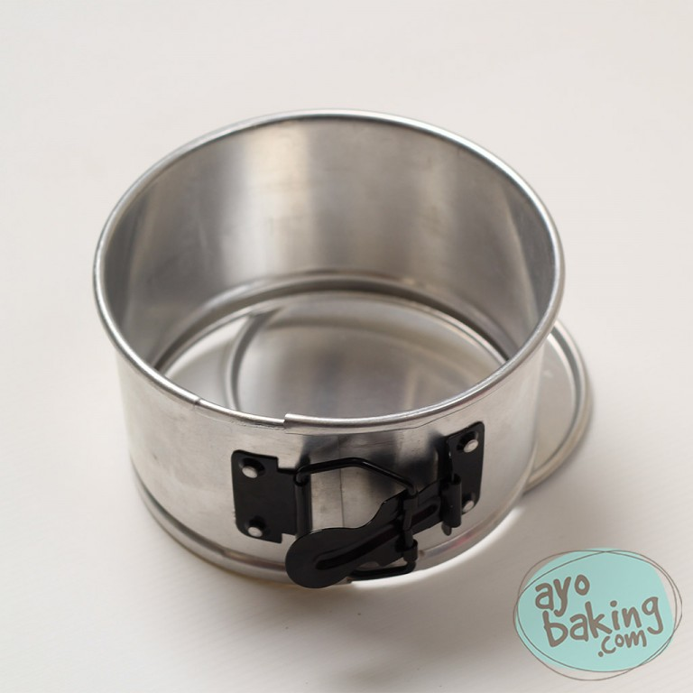 Spring Form Diamtr 10 Cm  - Ayobaking products