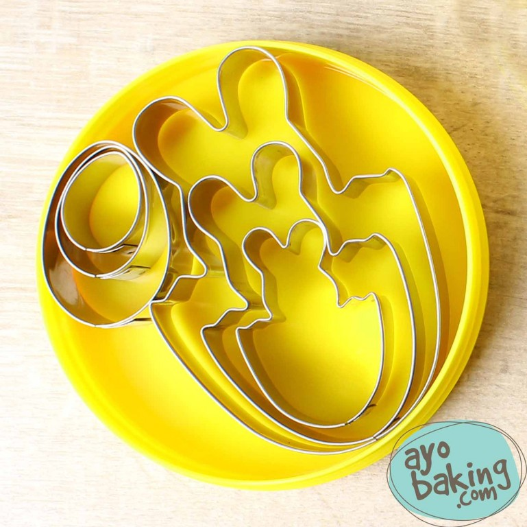 Bunny and Egg - Ayobaking products