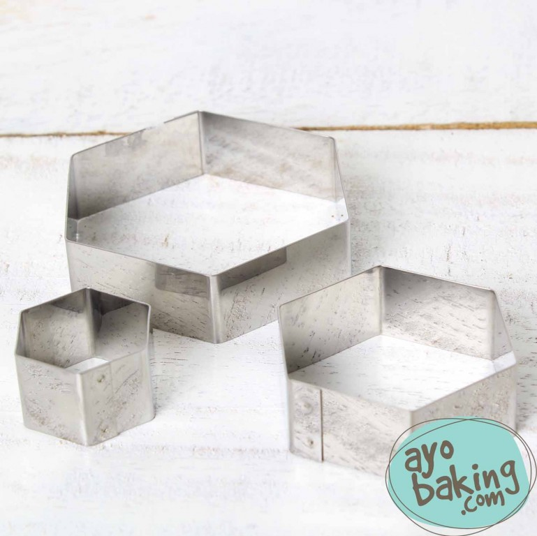 MGH 20 mm - Hexagon - Ayobaking products